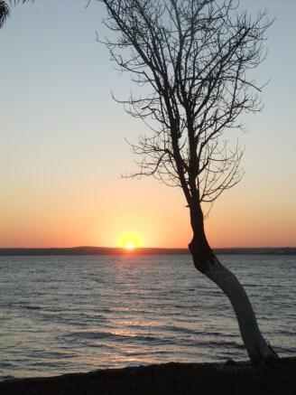 Sunset Akbuk