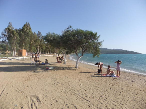Nearest beach 400m