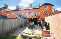 3 bedroom Terraced house in ST JOHNS SQUARE, WILTON...