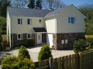 Detached property for sale in Gunnislake, Cornwall