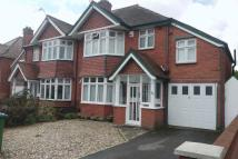 Detached home in Luccombe Road...