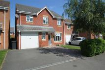 4 bedroom Detached house in Carnation Way, NUNEATON...