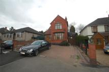 Detached property for sale in Coventry Road, Nuneaton...