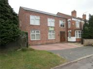 Detached house in Longford Road, Exhall...