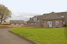 Tombrake Farm Steadings Barn Conversion for sale