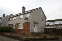 semi detached home for sale in Millholm Gardens...