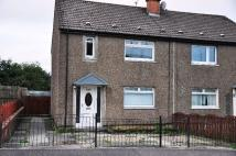 3 bed semi detached property in Falside Crescent...