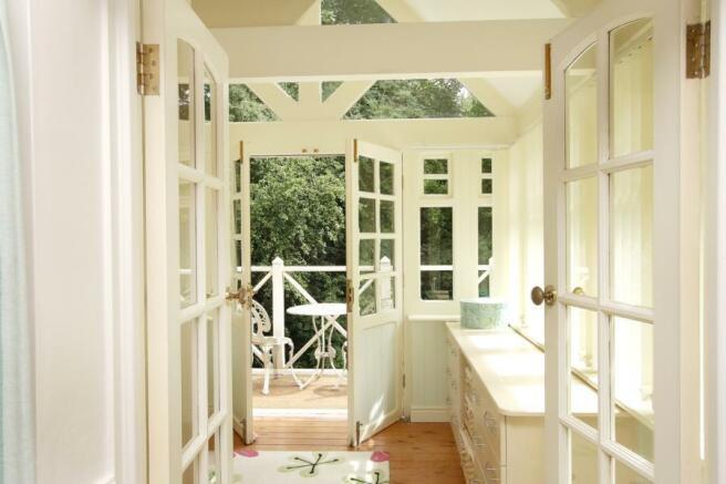 Sunroom To Balcony