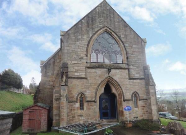 2 Bedroom Flat For Sale In Flat 7 Church Hall Spinner