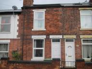 Terraced house in Ebenezer Street...