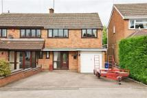 3 bedroom semi detached property in Glendene Road...