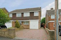 3 bed semi detached home for sale in Holly Street, Hednesford...