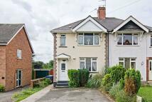 semi detached property for sale in Heath Street, Hednesford...