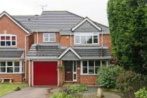 Detached house in Hill Street, Hednesford...