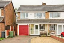 semi detached home in Vigo Close, Walsall