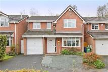 Detached home in Cannock Wood Street...