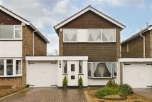 Detached home for sale in Otterburn Close...