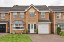 4 bedroom Detached home in Thornley Croft...