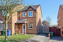 2 bed semi detached home in Blake Close, Cannock