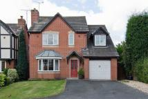 4 bed Detached property in Church Lane, Armitage...