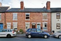 Terraced house in Broad Street, Cannock