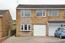 3 bedroom semi detached home for sale in Stringers Hill...