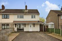 3 bed semi detached house in Hillary Crest, Rugeley