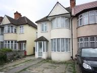 3 bed home in Burnside Crescent...