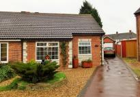 2 bedroom Semi-Detached Bungalow for sale in Glebe Close, Mountsorrel...
