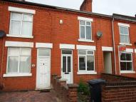 2 bedroom Terraced property in Forest Road, Coalville