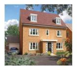 5 bed new property in Stanground, Peterborough...