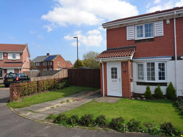 2 Bedroom Semi Detached House For Sale In Shannon Close