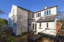 Victoria Crescent semi detached house for sale