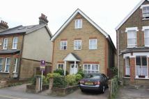 Crescent Road Detached property for sale