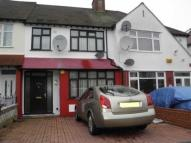 Terraced house in Ansford Road, Bromley...