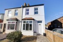 semi detached home in Southlands Road, Bromley...