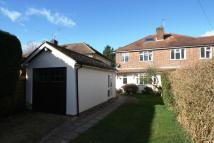 semi detached house for sale in Almners Road, Lyne...