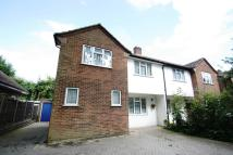 semi detached home for sale in Byfleet Road, New Haw...