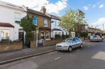 2 bedroom house in Victory Road, Wimbledon...