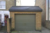 Garage in Webb's Road, London