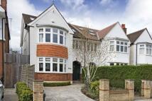 semi detached home in Sudbrooke Road, London...
