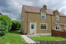 semi detached home in Carlisle Lane, Airdrie...