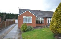 Semi-Detached Bungalow for sale in 21 Yarrow Close, Croston...