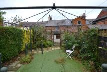Terraced home for sale in Station Road, Croston...
