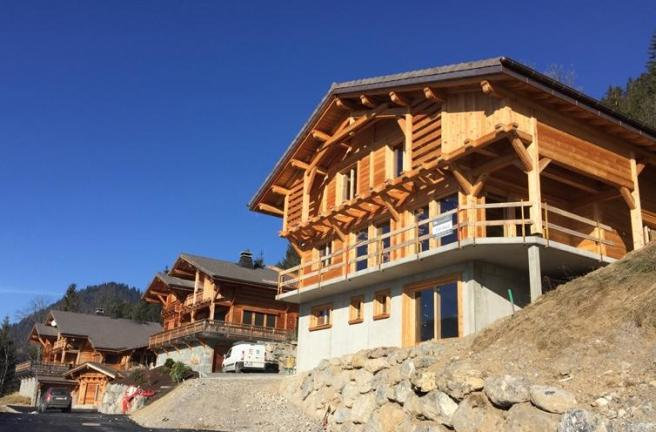The chalet construct
