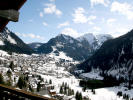 Amazing chalet views
