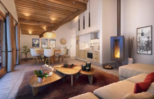 Example living rooms