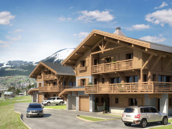 The chalets