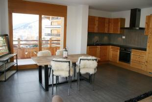 The brand new apartm