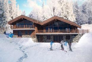 Chalet to be built